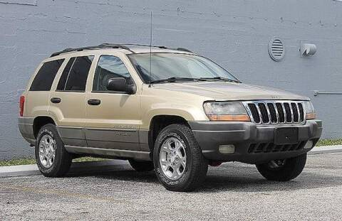 2000 Jeep Grand Cherokee for sale at No 1 Auto Sales in Hollywood FL