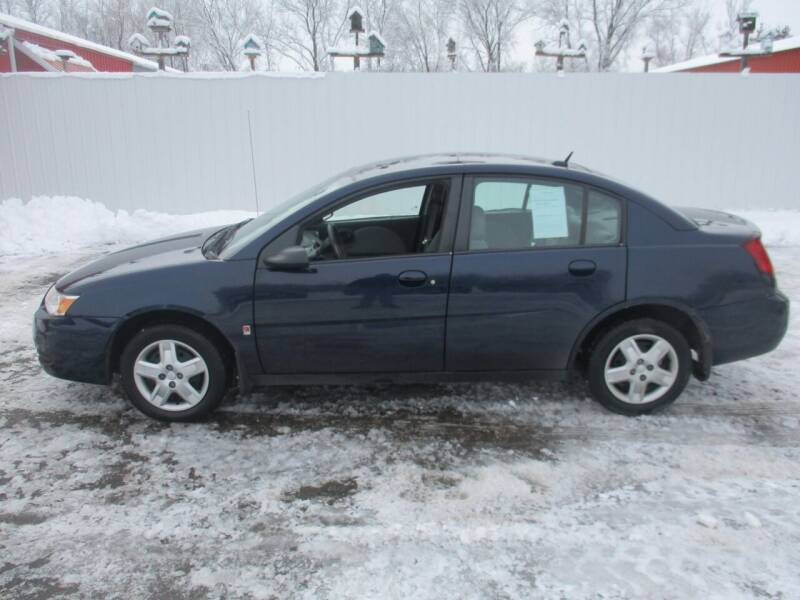 2007 Saturn Ion for sale at Chaddock Auto Sales in Rochester MN
