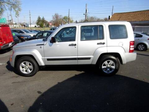 2010 Jeep Liberty for sale at American Auto Group Now in Maple Shade NJ