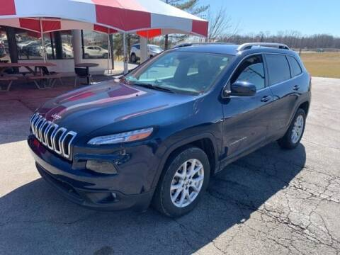 2018 Jeep Cherokee for sale at Tim Short Auto Mall in Corbin KY