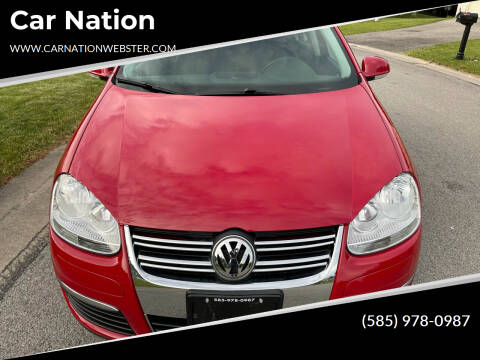 2009 Volkswagen Jetta for sale at Car Nation in Webster NY
