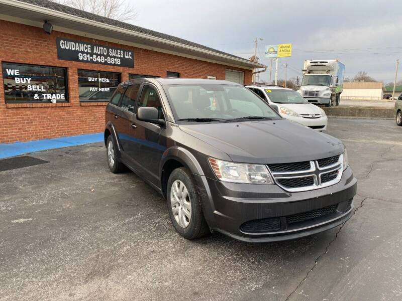 2014 Dodge Journey for sale at Guidance Auto Sales LLC in Columbia TN