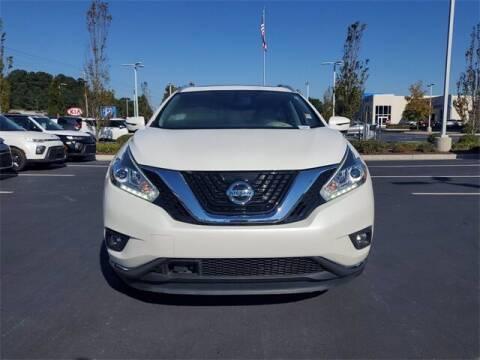 2018 Nissan Murano for sale at Lou Sobh Kia in Cumming GA