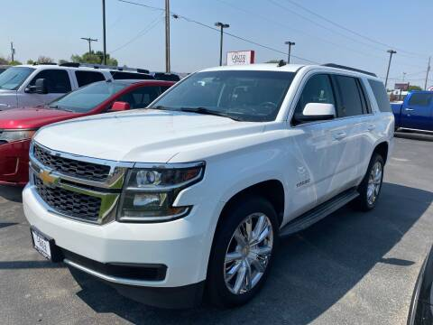 2015 Chevrolet Tahoe for sale at Auto Image Auto Sales Chubbuck in Chubbuck ID
