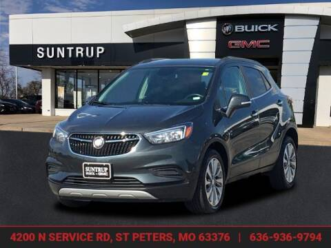 2018 Buick Encore for sale at SUNTRUP BUICK GMC in Saint Peters MO