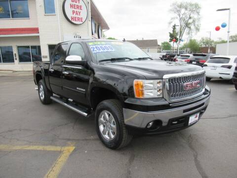 2011 GMC Sierra 1500 for sale at Auto Land Inc in Crest Hill IL