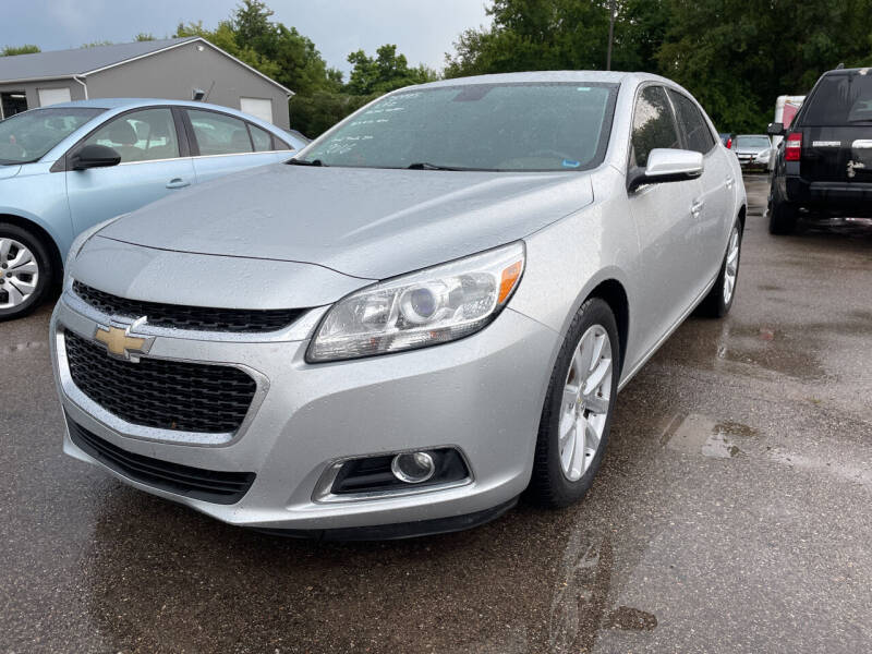 2016 Chevrolet Malibu Limited for sale at Blake Hollenbeck Auto Sales in Greenville MI