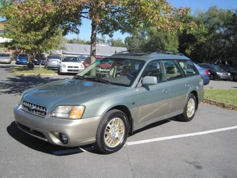 2003 Subaru Outback for sale at Auto Bahn Motors in Winchester VA