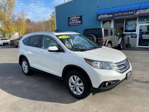 2014 Honda CR-V for sale at Platinum Auto in Abington MA