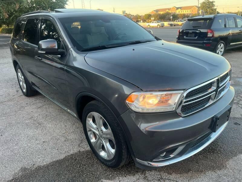 2014 Dodge Durango for sale at Austin Direct Auto Sales in Austin TX
