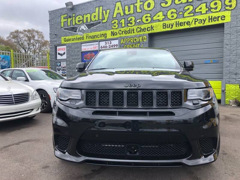 2015 Jeep Grand Cherokee for sale at Friendly Auto Sales in Detroit MI