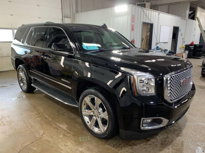 2017 GMC Yukon for sale at Premier Auto in Sioux Falls SD