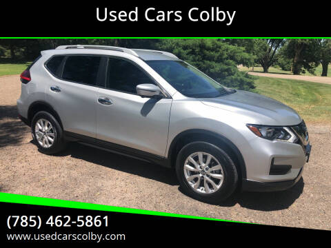 2017 Nissan Rogue for sale at Used Cars Colby in Colby KS