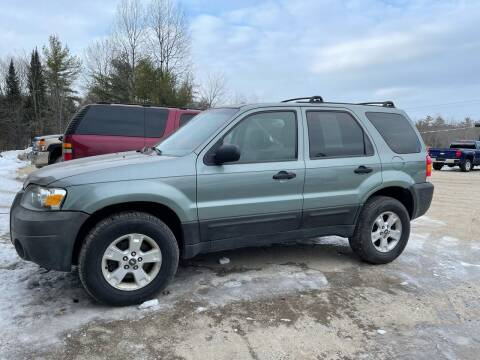 2005 Ford Escape for sale at Hart's Classics Inc in Oxford ME