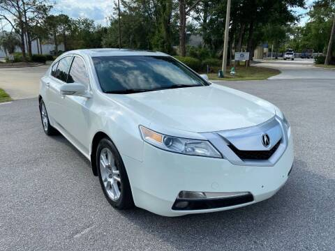 2011 Acura TL for sale at Global Auto Exchange in Longwood FL