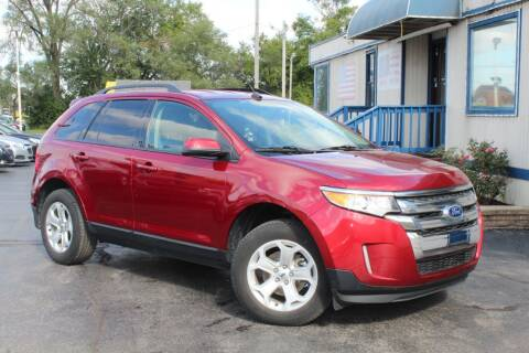 2014 Ford Edge for sale at Dynamics Auto Sale in Highland IN