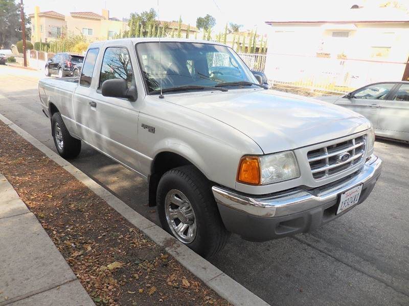 2003 Ford Ranger for sale at ARAX AUTO SALES in Tujunga CA