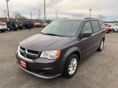2016 Dodge Grand Caravan for sale at Carmans Used Cars & Trucks in Jackson OH