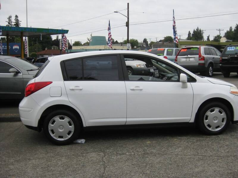 2007 Nissan Versa for sale at UNIVERSITY MOTORSPORTS in Seattle WA
