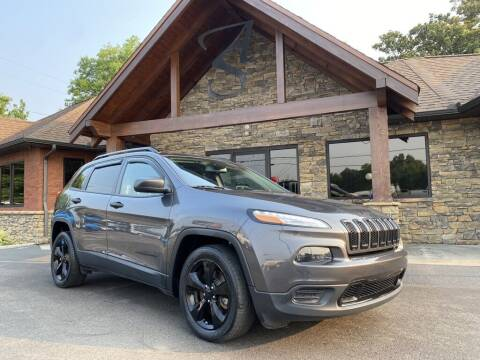 2016 Jeep Cherokee for sale at Auto Solutions in Maryville TN