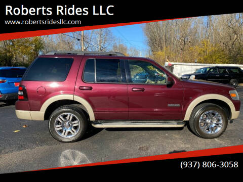 2008 Ford Explorer for sale at Roberts Rides LLC in Franklin OH