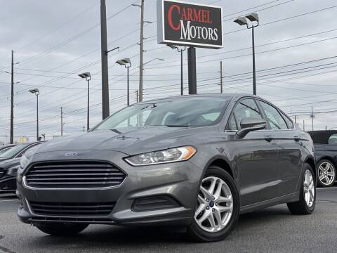 2014 Ford Fusion for sale at Carmel Motors in Indianapolis IN