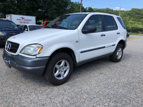 1999 Mercedes-Benz M-Class for sale at Used Cars 4 You in Carmel NY