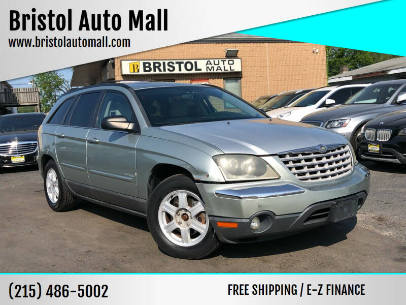 2004 Chrysler Pacifica for sale at Bristol Auto Mall in Levittown PA