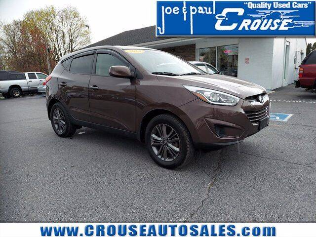 2014 Hyundai Tucson for sale at Joe and Paul Crouse Inc. in Columbia PA