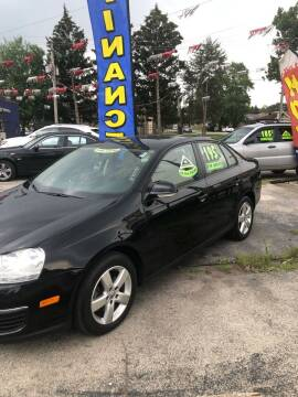 2009 Volkswagen Jetta for sale at Carfast Auto Sales in Dolton IL