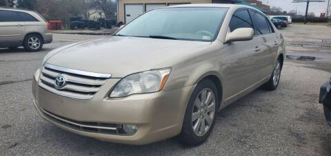 2007 Toyota Avalon for sale at AUTO NETWORK LLC in Petersburg VA