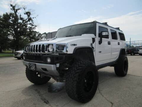 2008 HUMMER H2 for sale at Quality Investments in Tyler TX