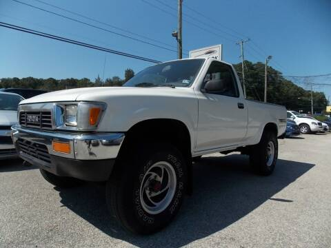 1989 Toyota Pickup for sale at Deer Park Auto Sales Corp in Newport News VA