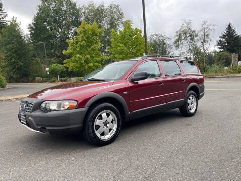 2004 Volvo XC70 for sale at CAR MASTER PROS AUTO SALES in Lynnwood WA