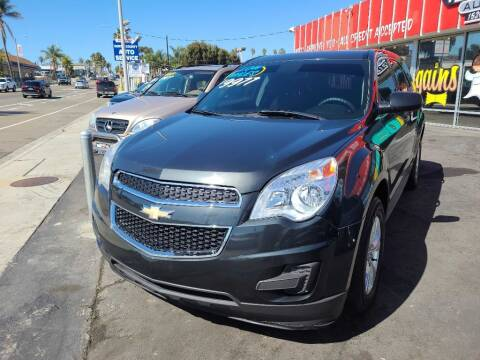 2014 Chevrolet Equinox for sale at ANYTIME 2BUY AUTO LLC in Oceanside CA