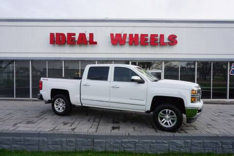 2015 Chevrolet Silverado 1500 for sale at Ideal Wheels in Sioux City IA