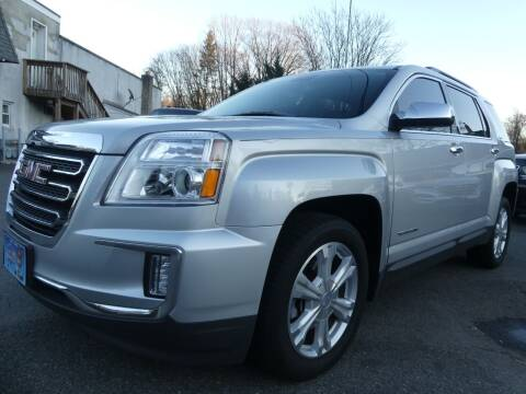 2017 GMC Terrain for sale at P&D Sales in Rockaway NJ