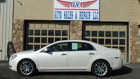 2010 Chevrolet Malibu for sale at LV Auto Sales & Repair, LLC in Yakima WA