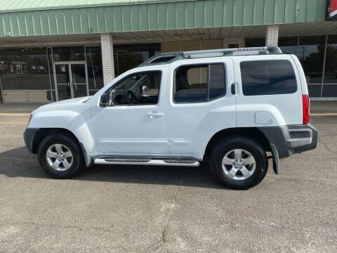2012 Nissan Xterra for sale at BT Mobility LLC in Wrightstown NJ