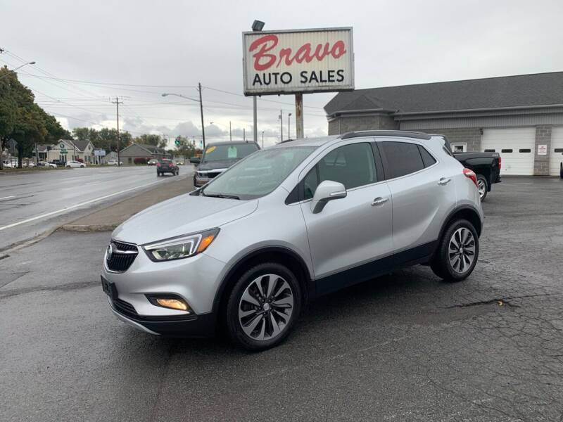 2017 Buick Encore for sale at Bravo Auto Sales in Whitesboro NY