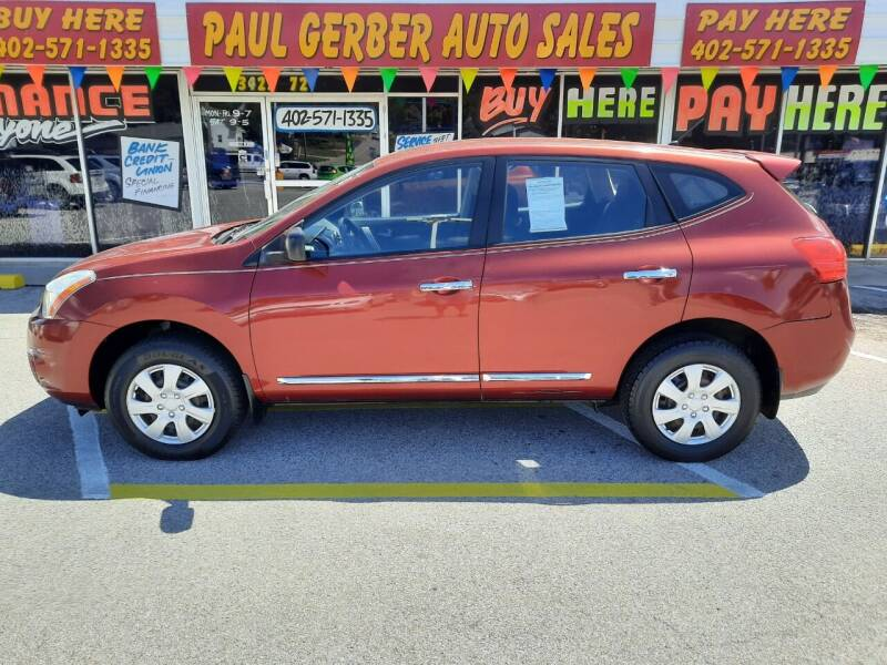 2011 Nissan Rogue for sale at Paul Gerber Auto Sales in Omaha NE