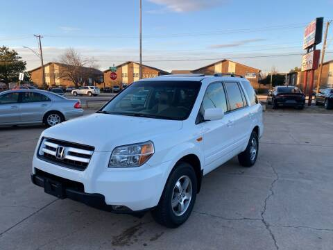 2008 Honda Pilot for sale at Car Gallery in Oklahoma City OK