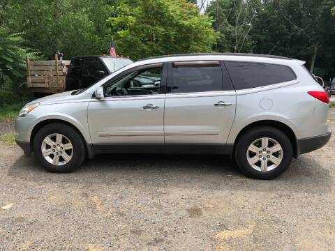 2012 Chevrolet Traverse for sale at Perrys Auto Sales & SVC in Northbridge MA