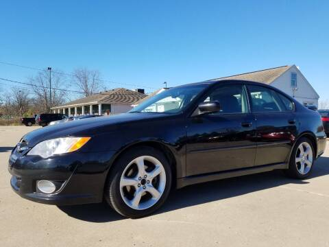 2009 Subaru Legacy for sale at CarNation Auto Group in Alliance OH