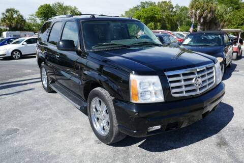 2005 Cadillac Escalade for sale at J Linn Motors in Clearwater FL