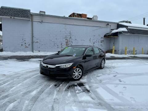 2016 Honda Civic for sale at Santa Motors Inc in Rochester NY