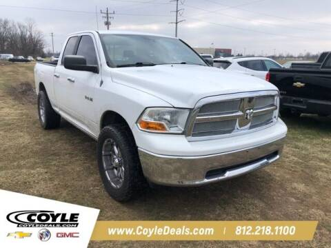 2010 Dodge Ram Pickup 1500 for sale at COYLE GM - COYLE NISSAN - Coyle Nissan in Clarksville IN