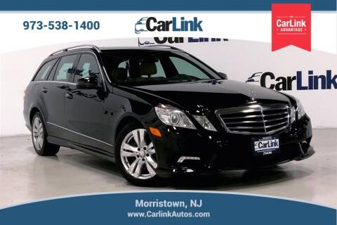 2011 Mercedes-Benz E-Class for sale at CarLink in Morristown NJ