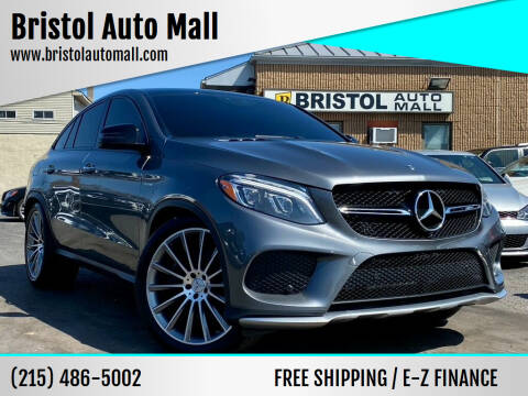 2017 Mercedes-Benz GLE for sale at Bristol Auto Mall in Levittown PA
