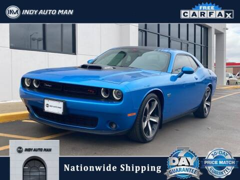 2015 Dodge Challenger for sale at INDY AUTO MAN in Indianapolis IN